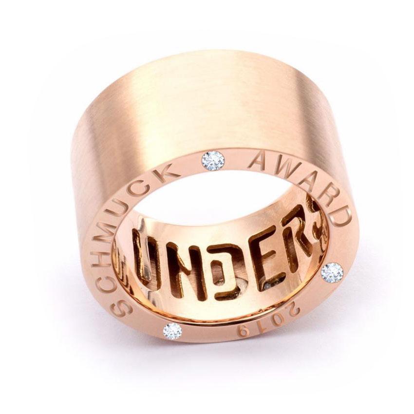 Understatement Ring